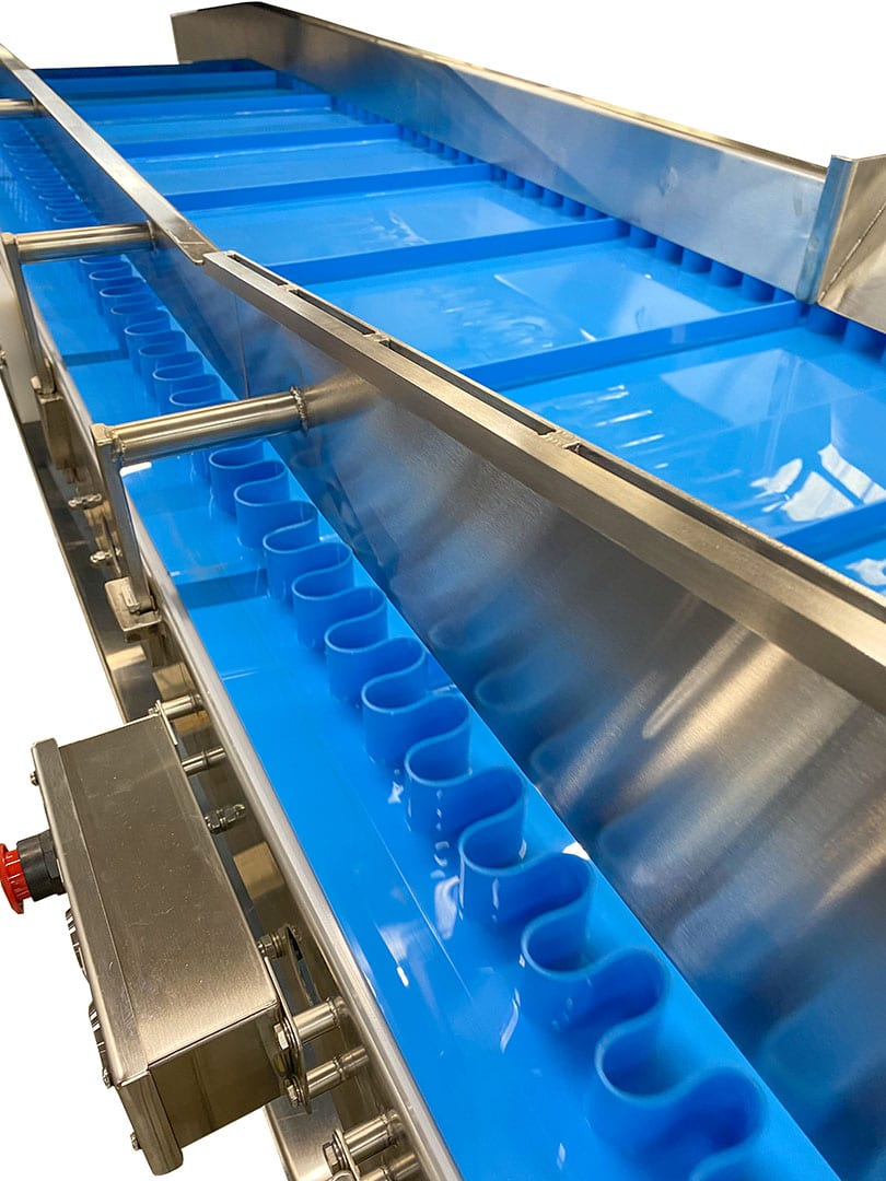 Thermo | Thermoplastic Belt Conveyors | Laughlin Conveyor